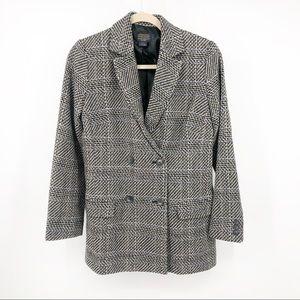 Pendleton Double breasted Virgin wool blazer